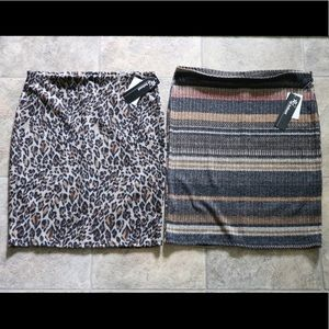 Woman's pencil skirt